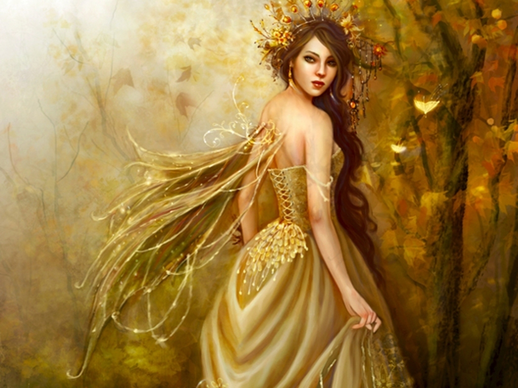 Nice wallpapers Fairy 1024x768px