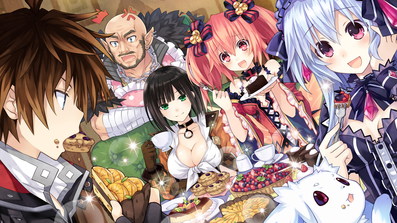 Fairy Fencer F Wallpapers Video Game Hq Fairy Fencer F Pictures