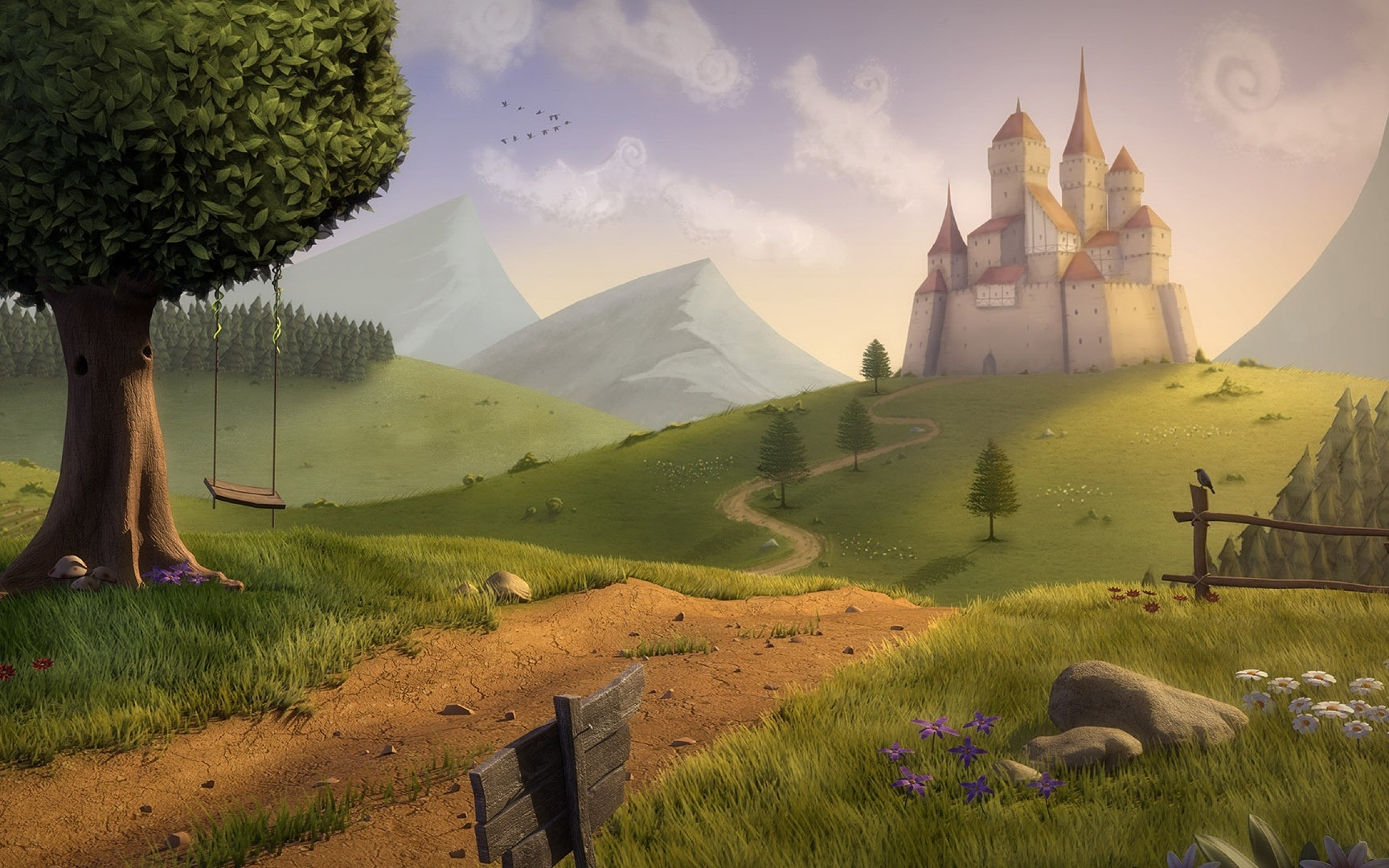 Fairy Tale High Quality Background on Wallpapers Vista
