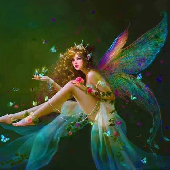 Nice wallpapers Fairy 554x554px