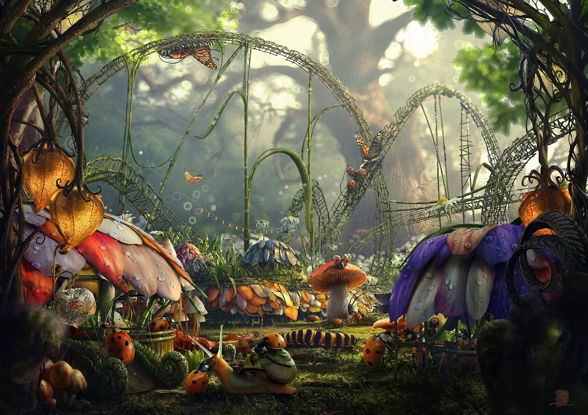 Amazing Fairytale Pictures & Backgrounds