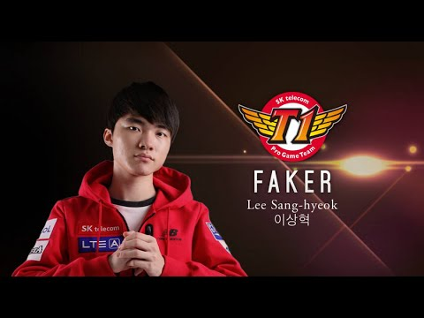Nice Images Collection: Faker Desktop Wallpapers