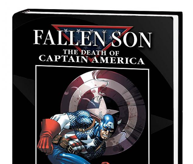 Images of Fallen Son: The Death Of Captain America | 633x537