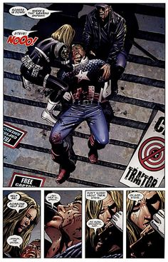 Images of Fallen Son: The Death Of Captain America | 236x367