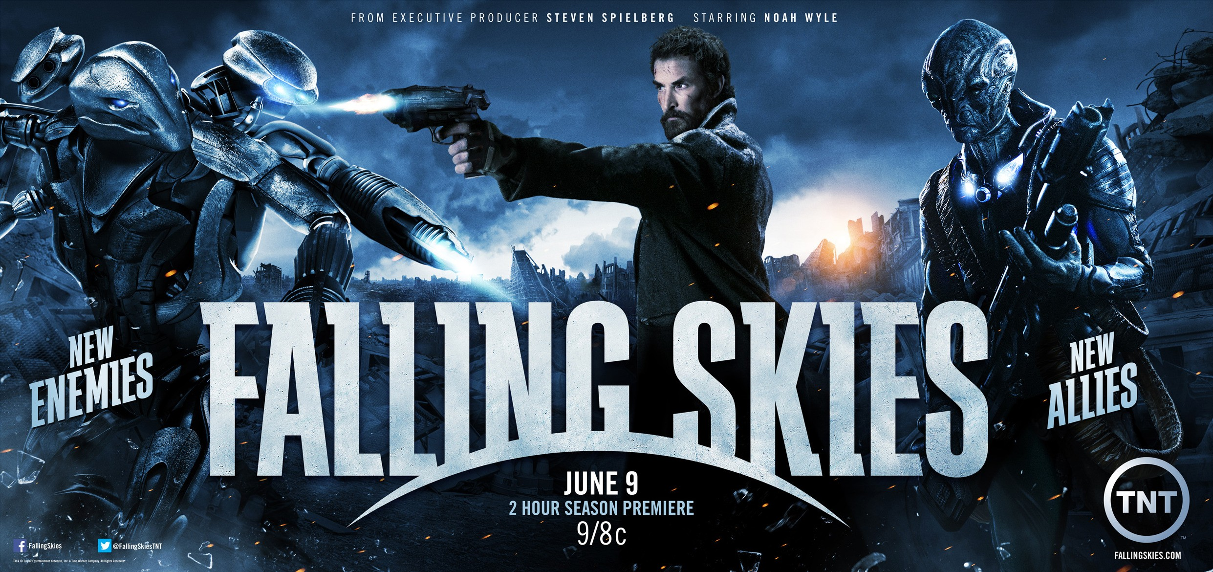 Falling Skies wallpapers, TV Show, HQ Falling Skies pictures | 4K  Wallpapers 2019