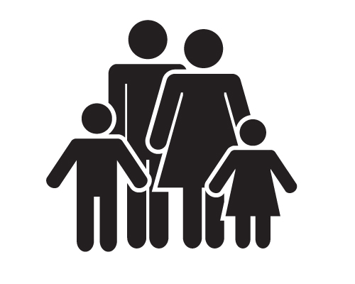 Nice wallpapers Family 500x400px