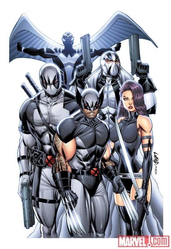 HD Quality Wallpaper | Collection: Comics, 550x800 Fantomex