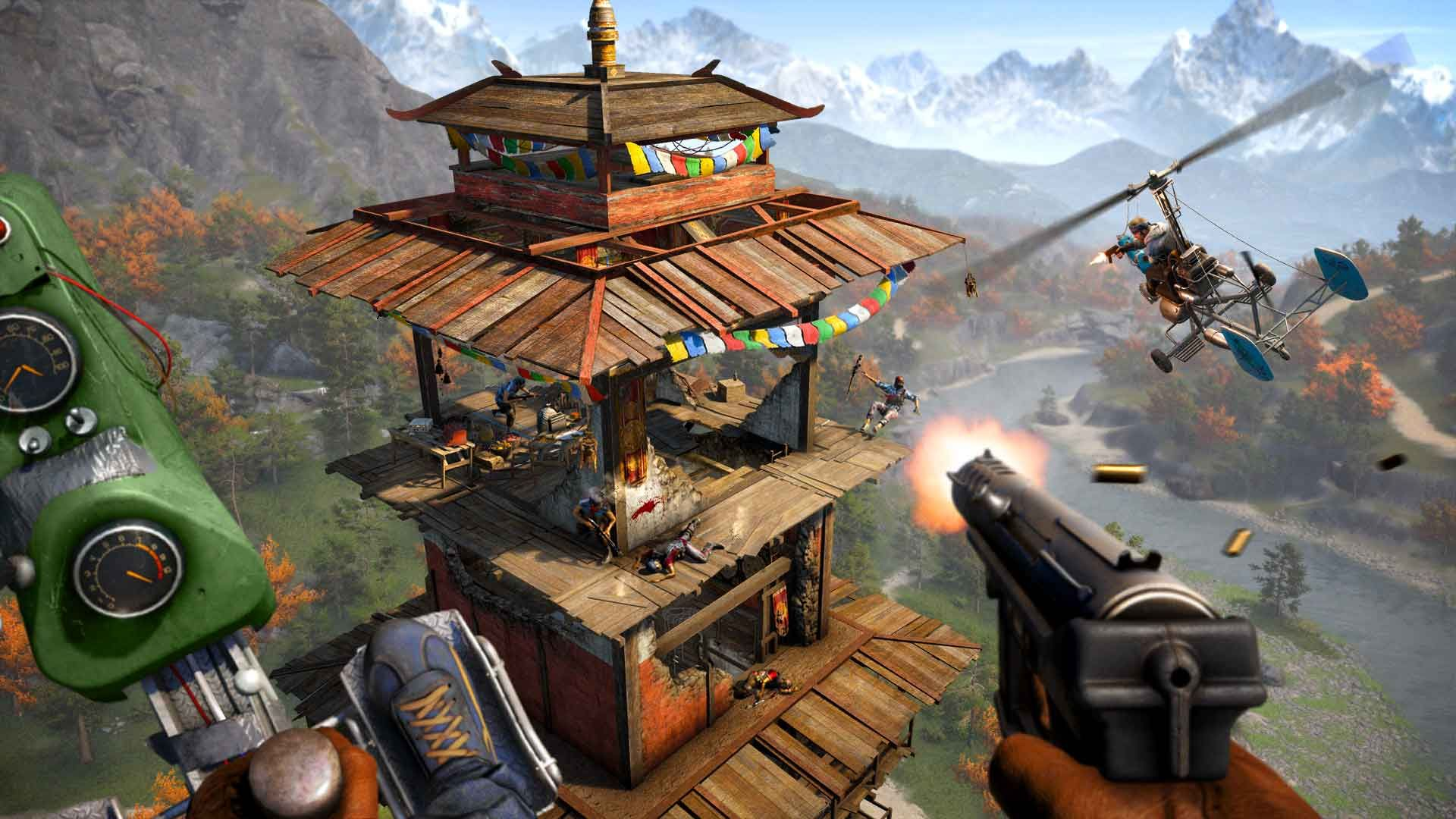 Most Viewed Far Cry 4 Wallpapers 4k Wallpapers