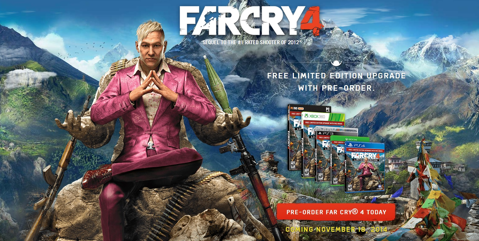 Far Cry 4 Wallpapers Video Game Hq Far Cry 4 Pictures 4k Wallpapers 2019
