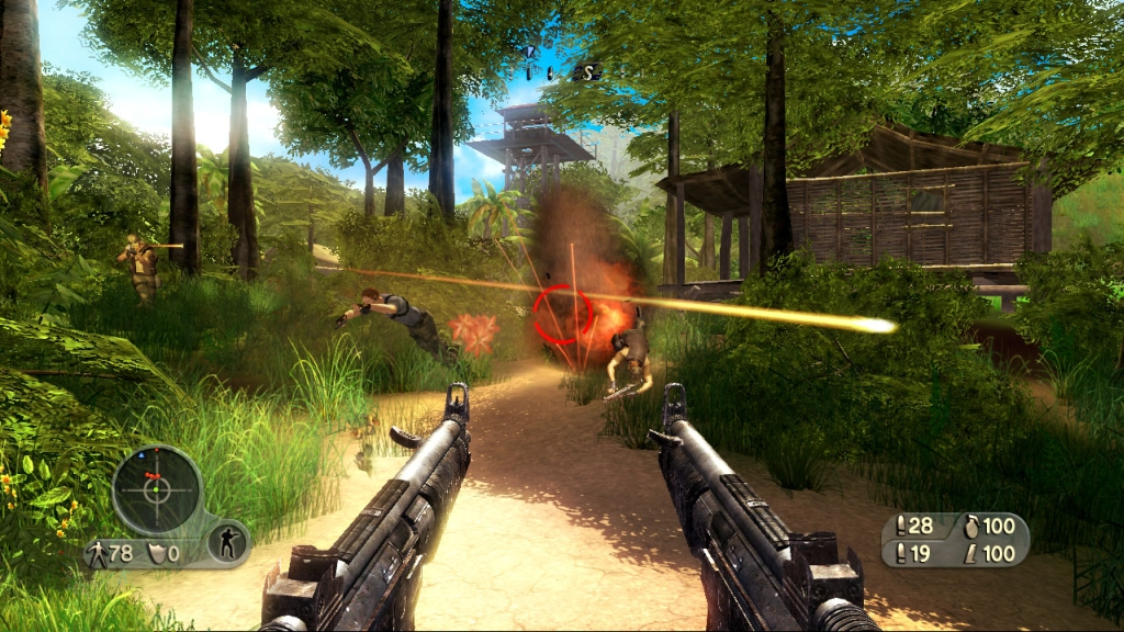 Far Cry Instincts Wallpapers Video Game Hq Far Cry Instincts