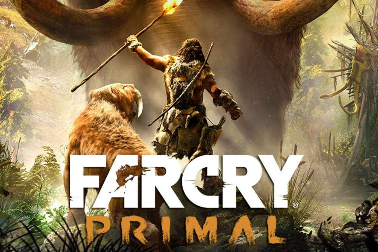 Far Cry Primal Wallpapers Video Game Hq Far Cry Primal Pictures