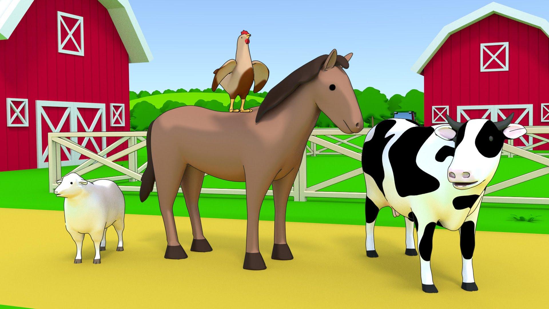 Farm Animals Pics, Animal Collection