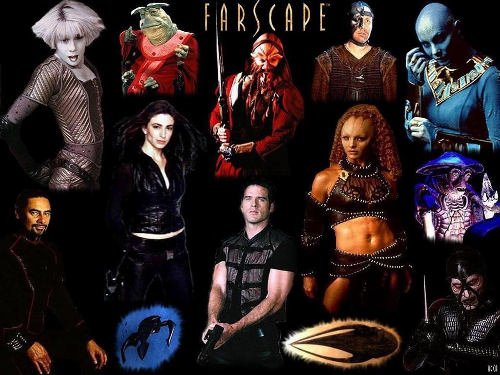 Farscape Backgrounds on Wallpapers Vista