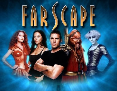 Nice Images Collection: Farscape Desktop Wallpapers
