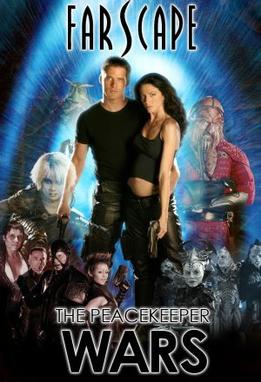 Nice wallpapers Farscape 261x382px