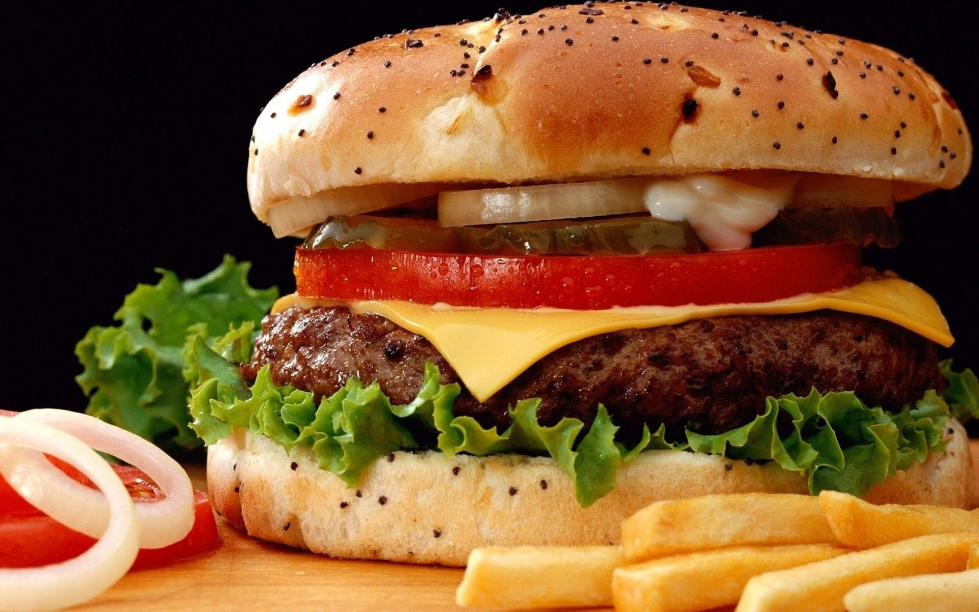 Nice wallpapers Fast Food 1920x1200px