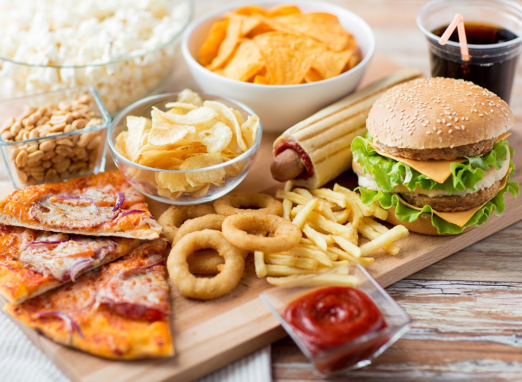 Fast Food Backgrounds, Compatible - PC, Mobile, Gadgets| 1024x750 px