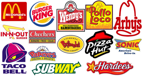 Fast Food Pics, Cartoon Collection