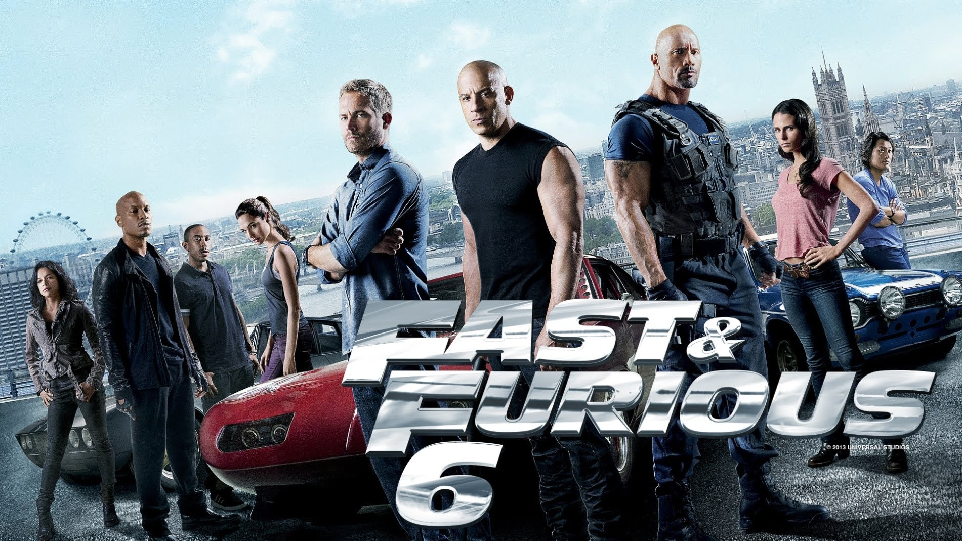 Fast Furious 6 Wallpapers Movie Hq Fast Furious 6 Pictures