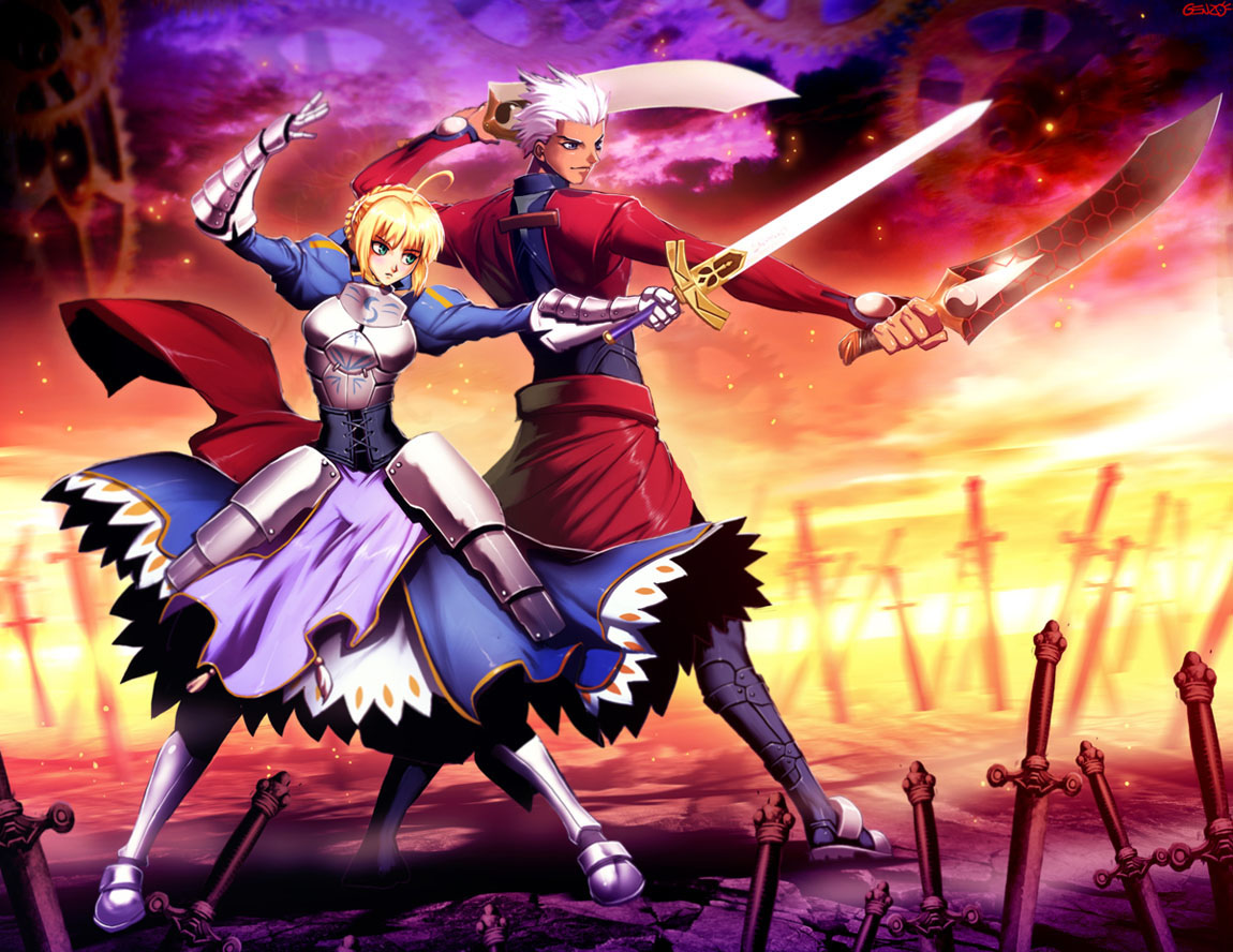 Fate Stay Night Wallpapers Anime Hq Fate Stay Night Pictures