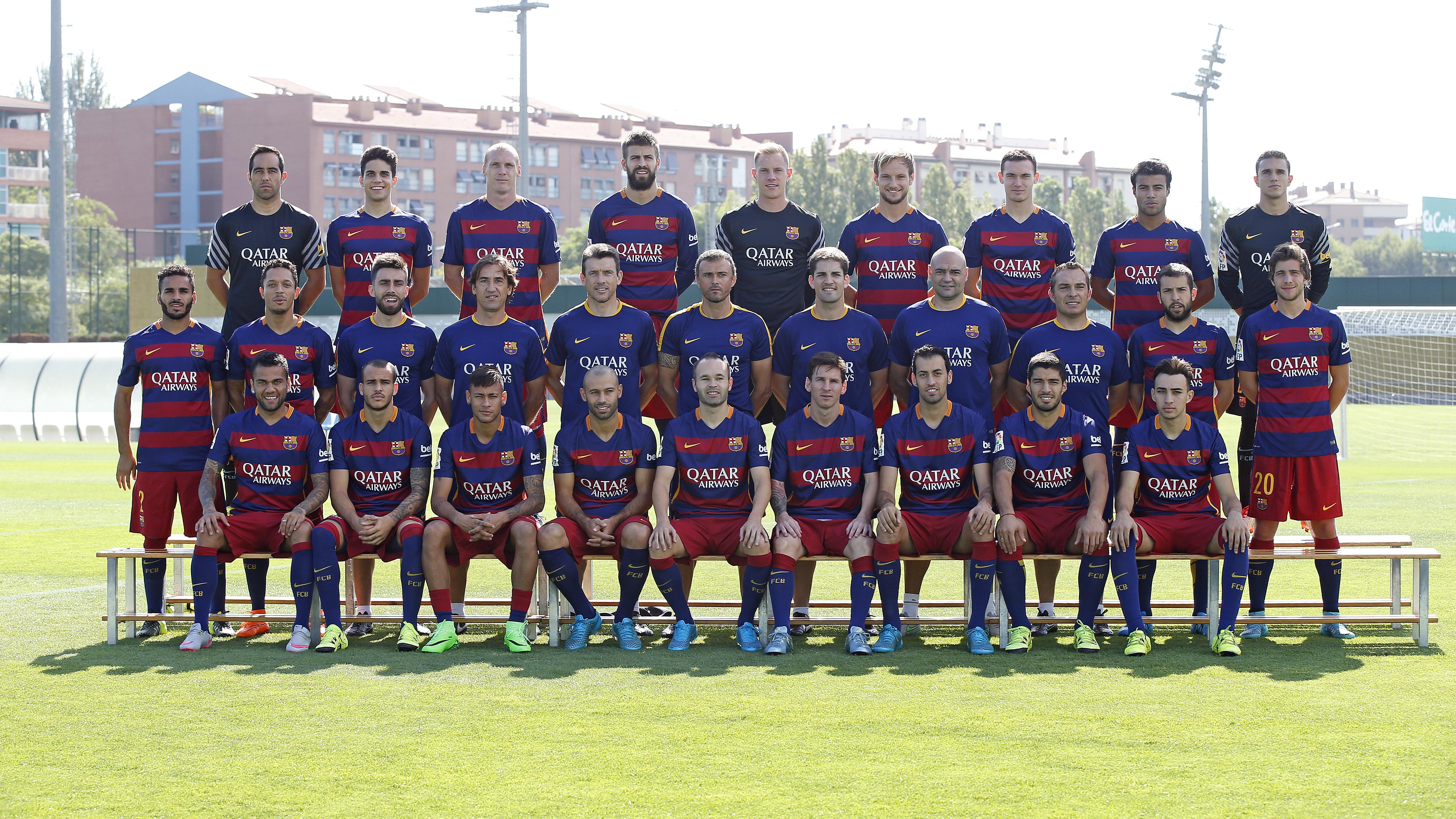 FC Barcelona Backgrounds, Compatible - PC, Mobile, Gadgets  4918x2766 px