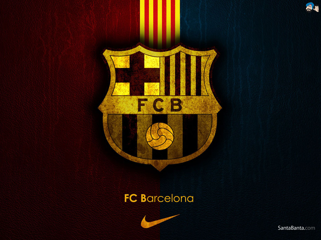 Nice wallpapers FC Barcelona 1024x768px