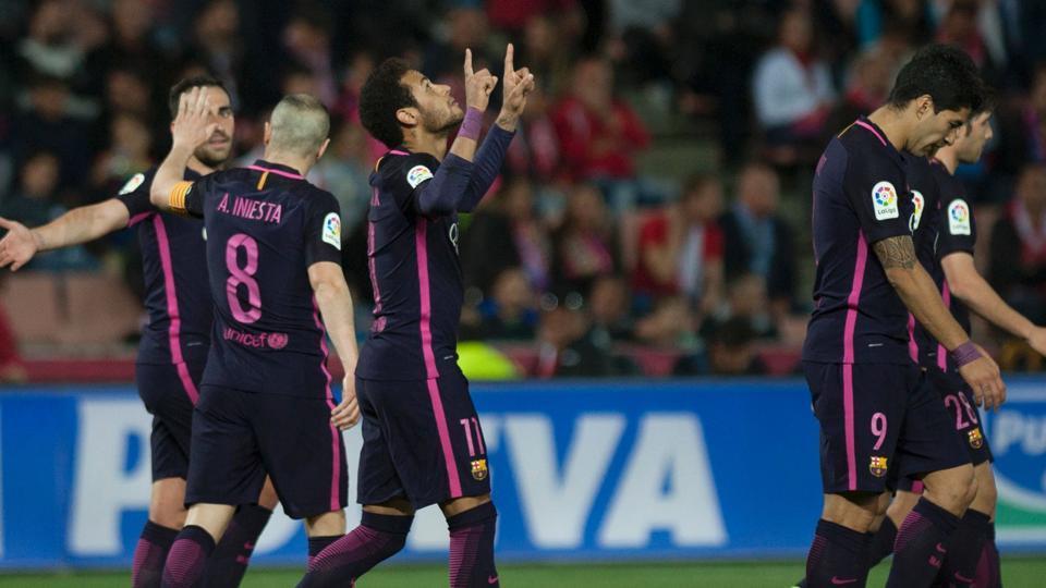 FC Barcelona Backgrounds, Compatible - PC, Mobile, Gadgets  960x540 px