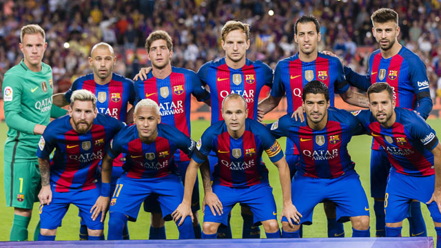 FC Barcelona Backgrounds, Compatible - PC, Mobile, Gadgets| 640x360 px