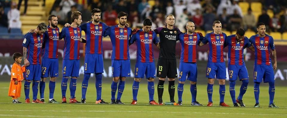 FC Barcelona Backgrounds, Compatible - PC, Mobile, Gadgets  960x396 px