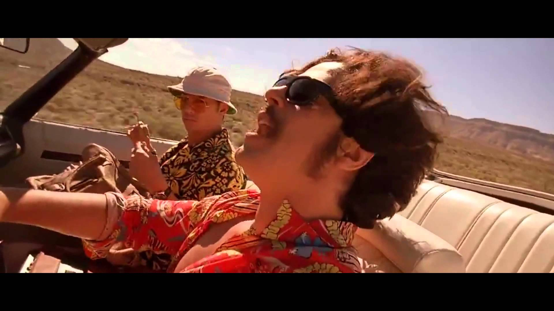 HD Quality Wallpaper | Collection: Cartoon, 1920x1080 Fear And Loathing