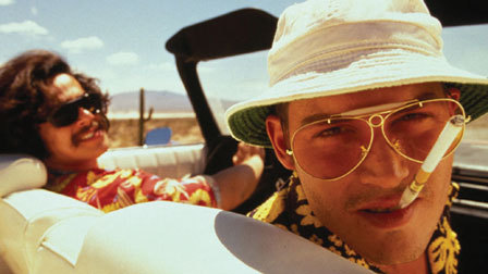 Nice Images Collection: Fear And Loathing Desktop Wallpapers