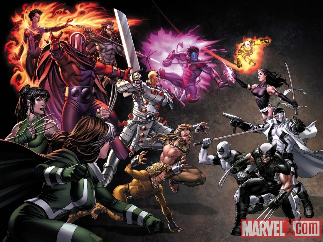 Fear Itself: Uncanny X-force High Quality Background on Wallpapers Vista