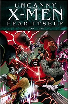 Nice wallpapers Fear Itself: Uncanny X-force 226x346px