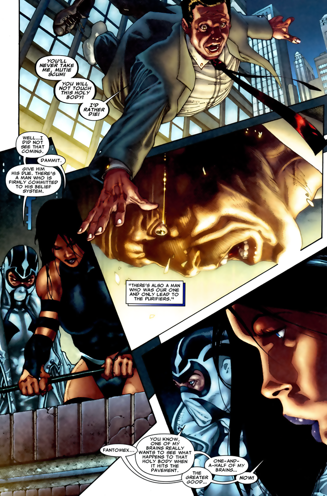 Images of Fear Itself: Uncanny X-force | 660x1000