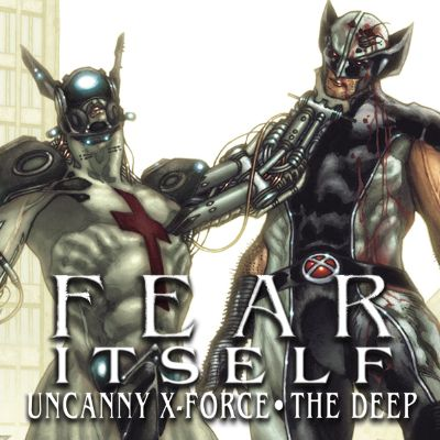 Nice Images Collection: Fear Itself: Uncanny X-force Desktop Wallpapers