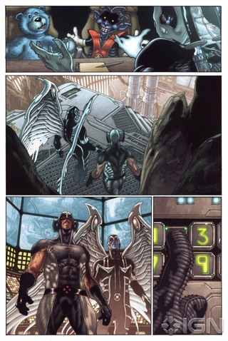 Fear Itself: Uncanny X-force Backgrounds on Wallpapers Vista