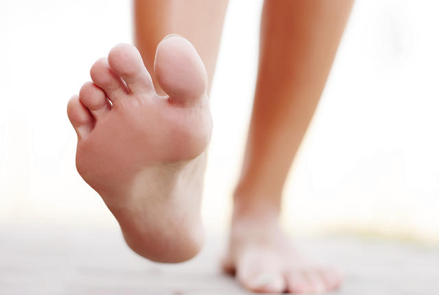 Nice Images Collection: Feet Desktop Wallpapers