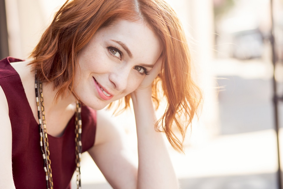 Felicia Day Pics, Celebrity Collection