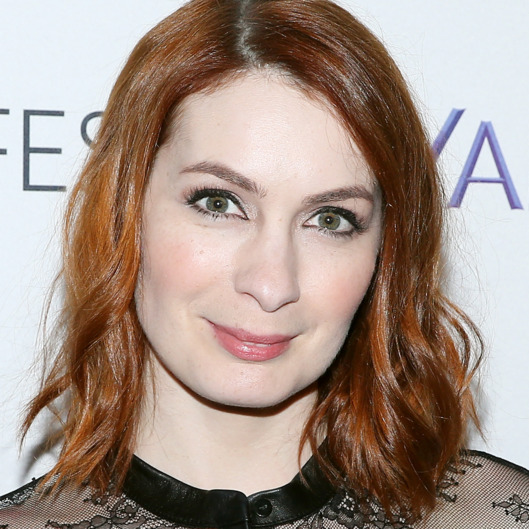 Nice wallpapers Felicia Day 529x529px
