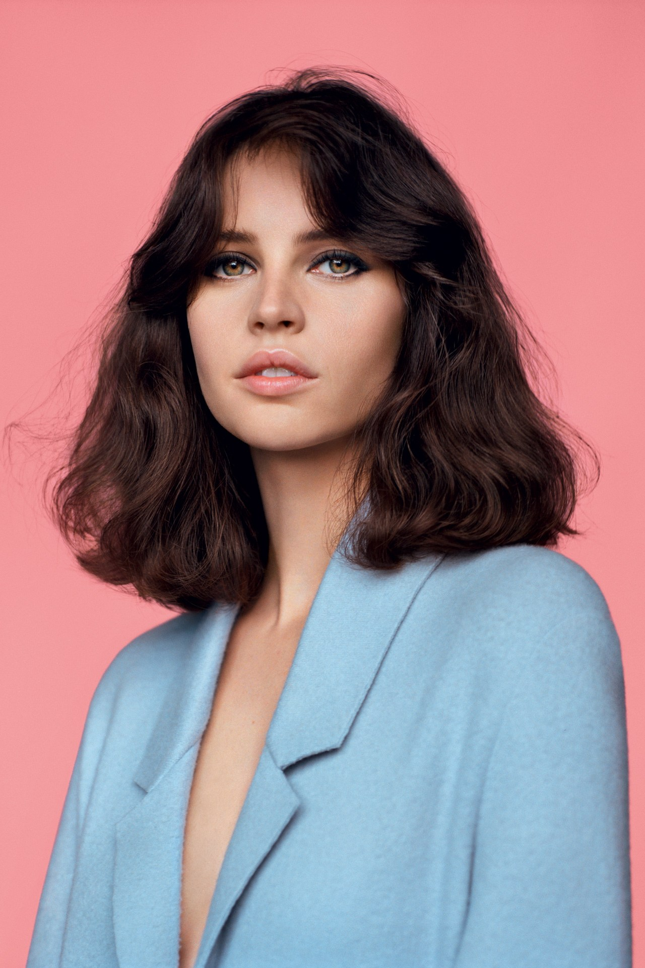 Nice wallpapers Felicity Jones 1280x1920px