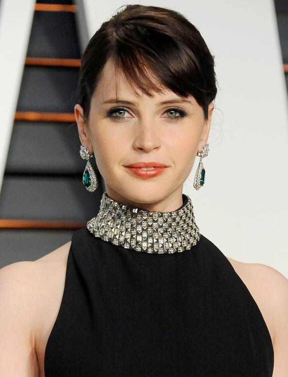 Amazing Felicity Jones Pictures & Backgrounds