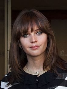 Nice wallpapers Felicity Jones 220x293px