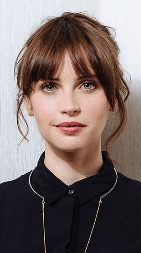 Felicity Jones Backgrounds, Compatible - PC, Mobile, Gadgets| 481x864 px