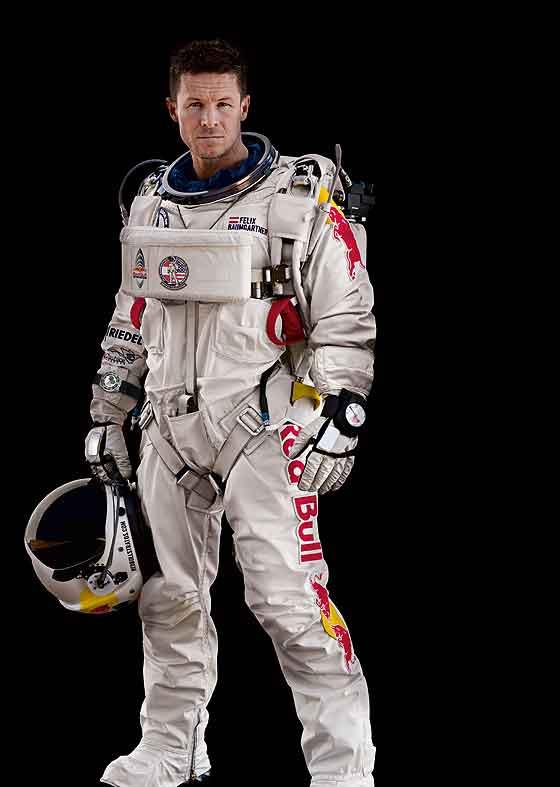 Felix Baumgartner Pics, Celebrity Collection