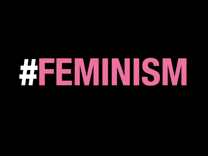 Nice Images Collection: Feminism Desktop Wallpapers