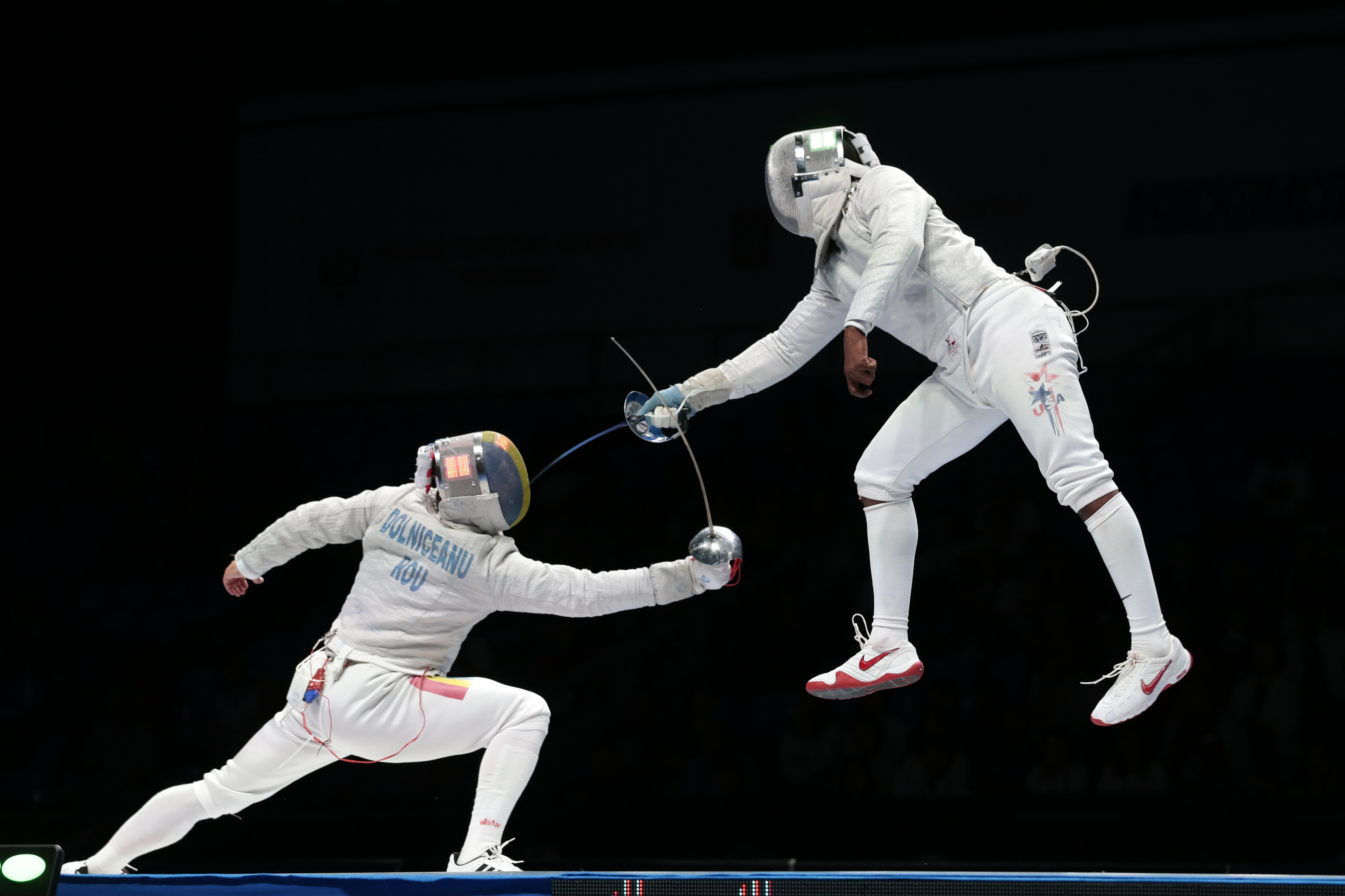 Fencing Pics, Sports Collection