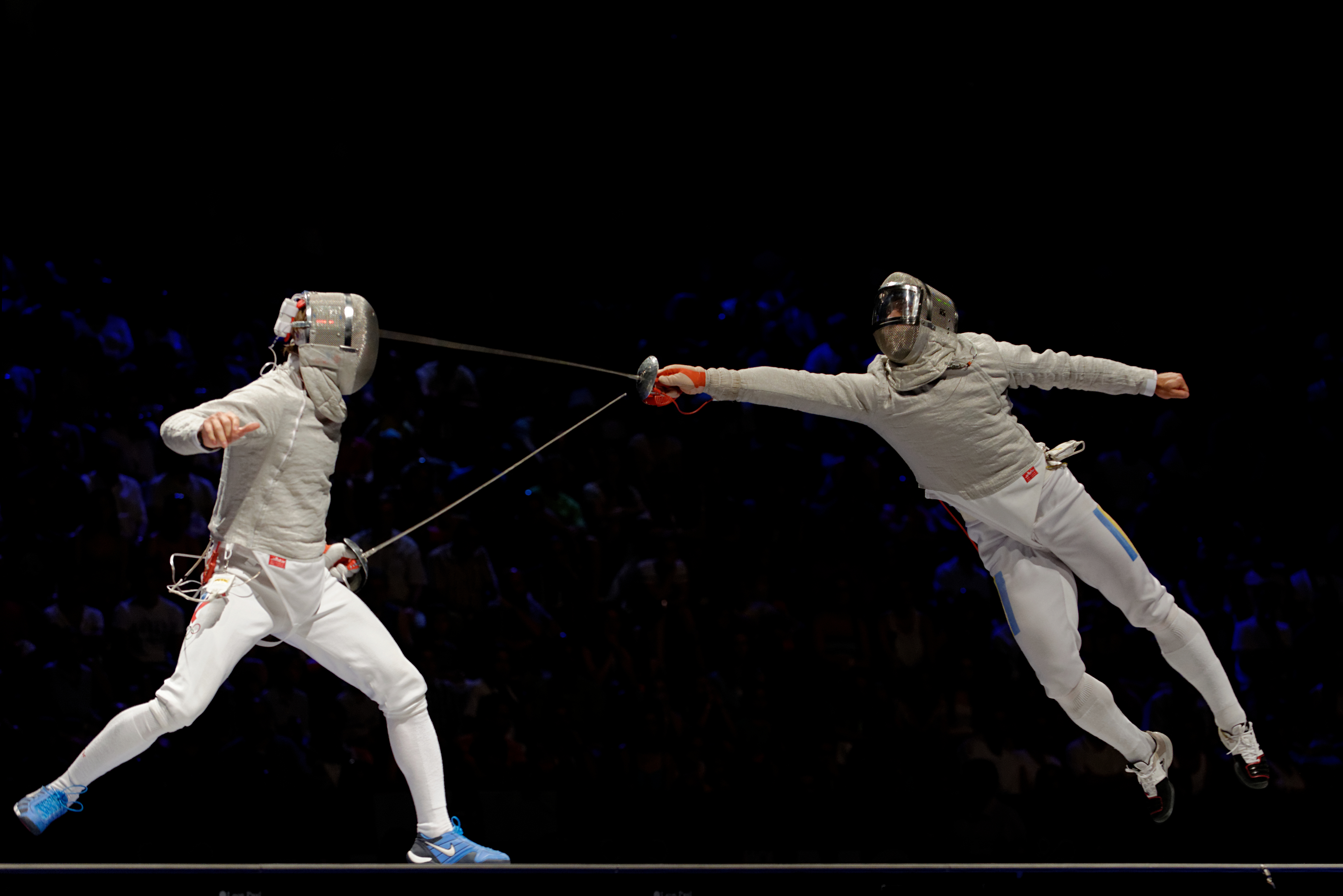 5000x3337 > Fencing Wallpapers