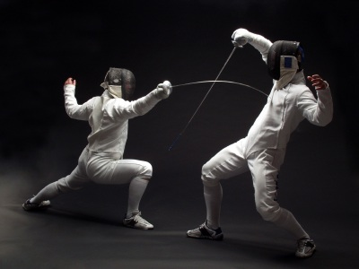 Fencing Backgrounds, Compatible - PC, Mobile, Gadgets| 400x300 px