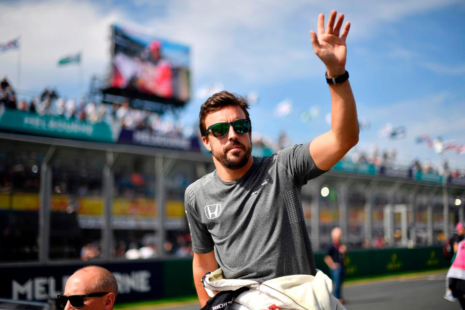 Nice Images Collection: Fernando Alonso Desktop Wallpapers
