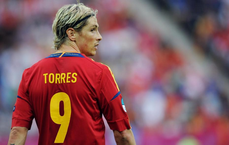 HD Quality Wallpaper | Collection: Sports, 930x588 Fernando Torres